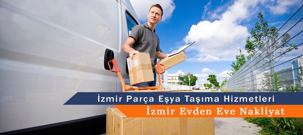 İstanbul İzmir Parça Eşya Taşıma